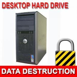Hard Drive Data Destruction