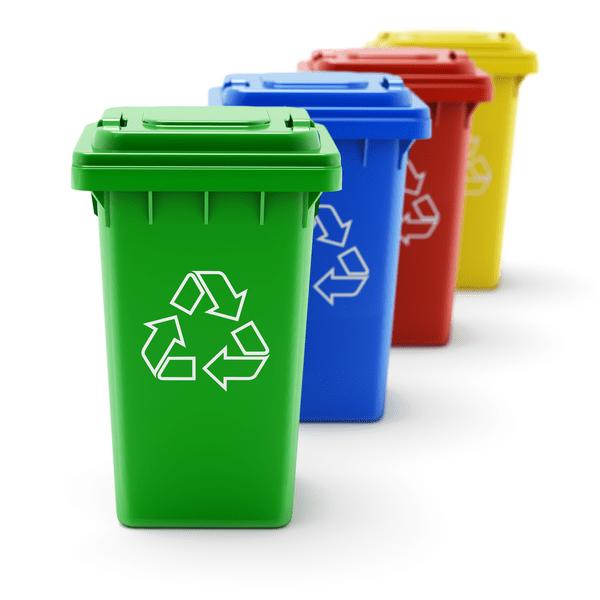 E-waste recycling Bins